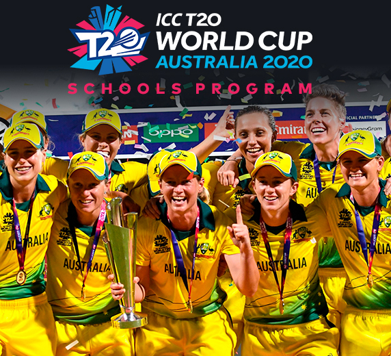 ICC T20 World Cup 2020 Schools Program
