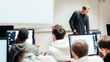 Inside the modern classroom
