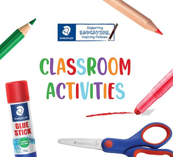 STAEDTLER Classroom Activities