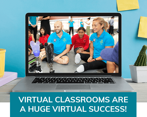 Why virtual classrooms are a great way to showcase industry content
