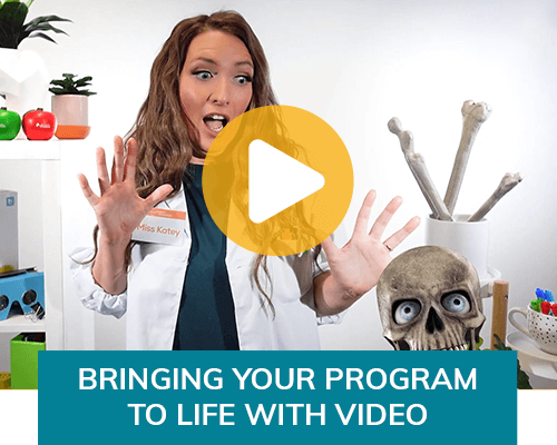 Bringing Your Educational Program To Life With Video